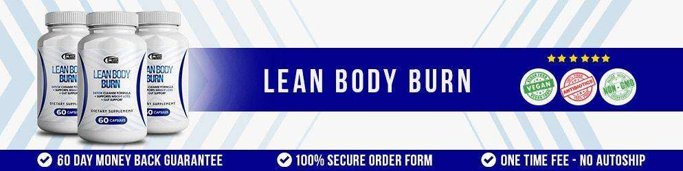 Lean Body Burn for weight Loss