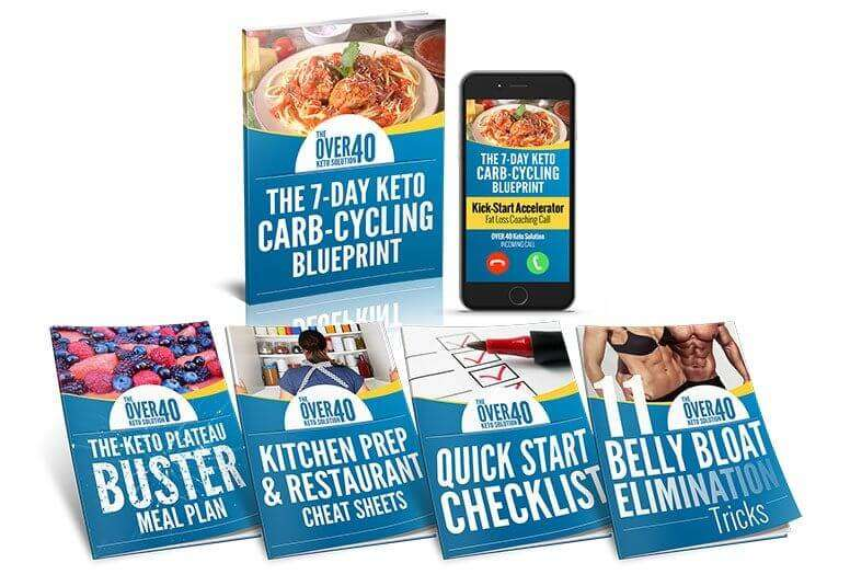 Keto over 40 - Top Keto Diet Products