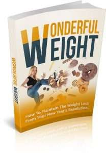 Wonderful-Weight book,for weight loss, and health.