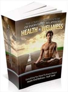 Health Wellness Compendium - Books Logo - Diet & Weight loss books
