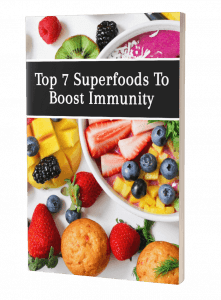 Top-7-Superfoods-To-Boost-Immunity for Books Logo - Diet & Weight loss books