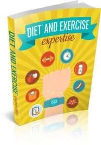 Diet & Exercise Expertise - Books Logo - Diet & Weight loss books