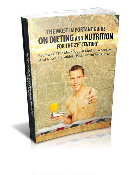 Dieting And Nutrition-Diet Books