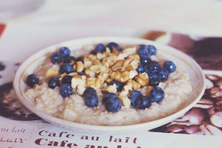 Oatmeal for weight loss - keto products