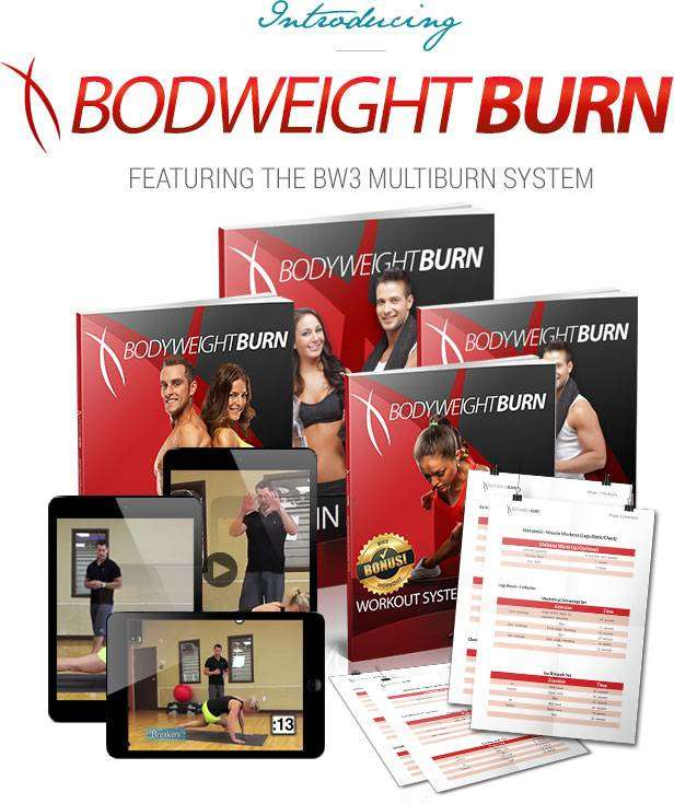 Main Bundle - Body weight Burn