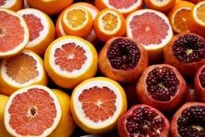 Citrus Fruit to burn Fat