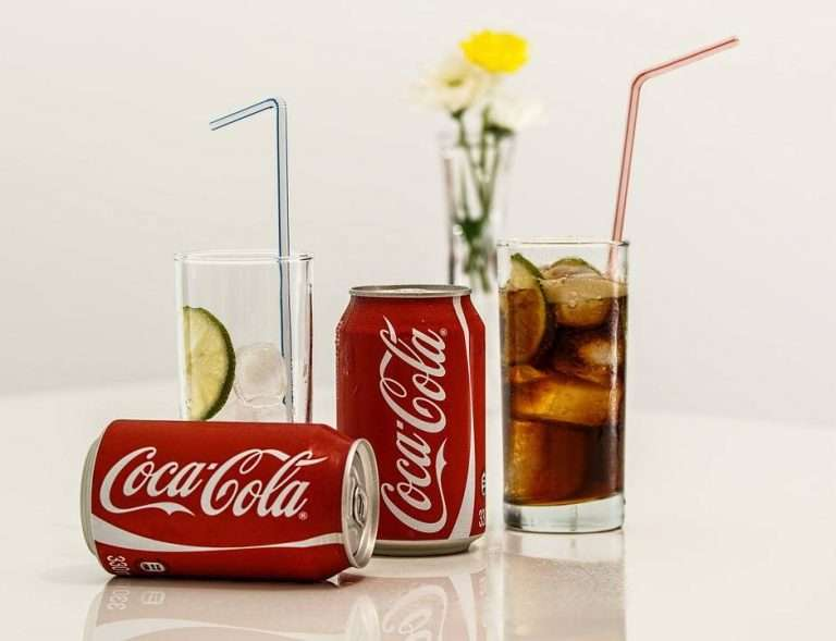 coca-cola-Not for weight loss