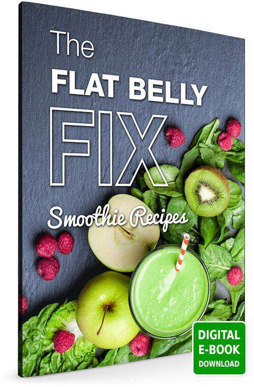 Flat Belly Fix review - Smoothies