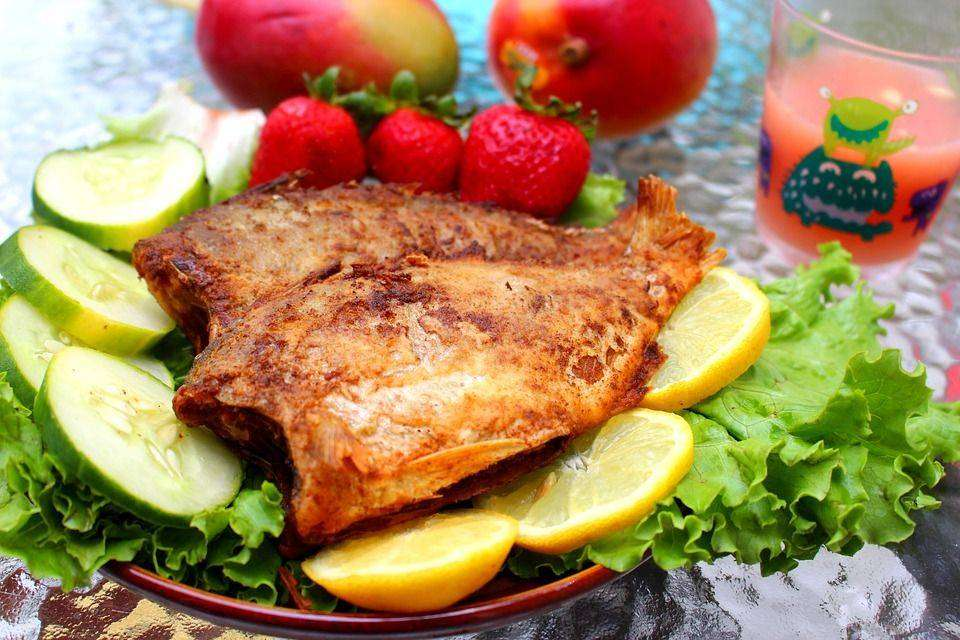 Fish - 20 Ultimate Dieting Secrets