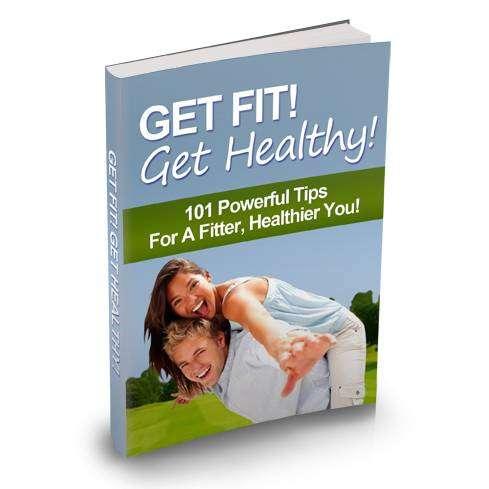 Get Fit Get Healthy - Diet books