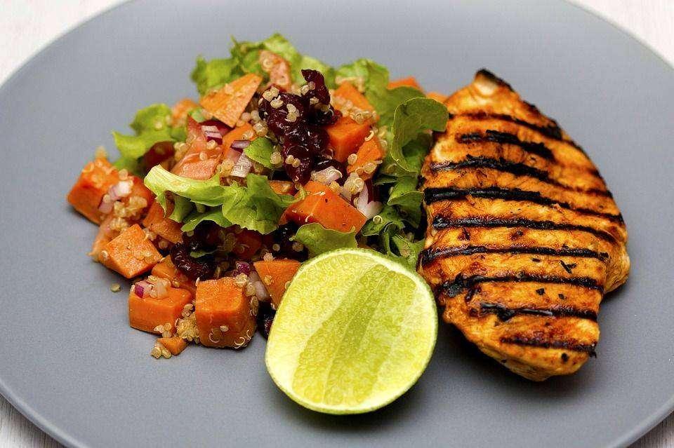 Grilled Chicken - Successful diet secrets