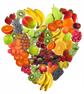 Fruit for fat burning
