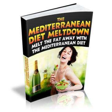 Mediterranean Diet - Diet Books