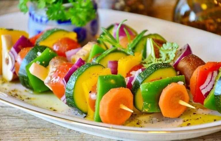 vegetable-skewer