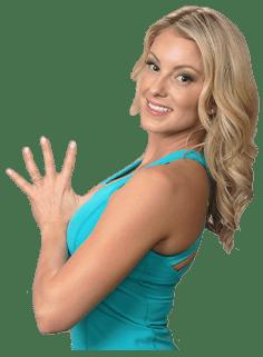 Zoe - Yoga Burn challenge Instructor