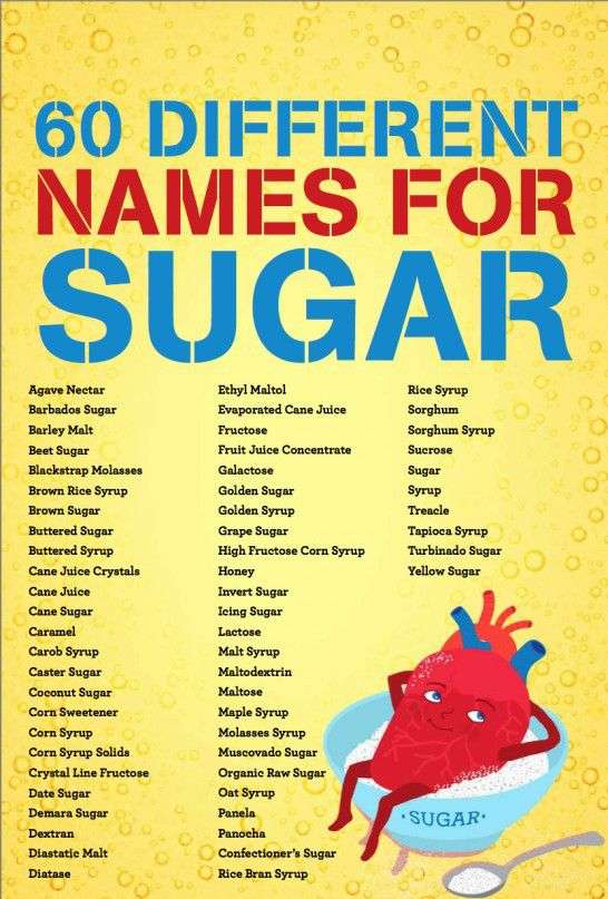 Less sugar - Superfoods for health & Immunity
