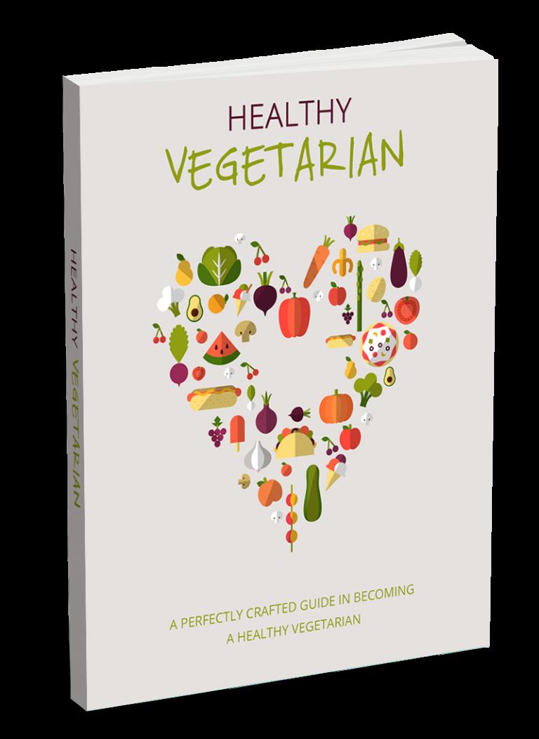 Healthy Vegetarian - Diet Books