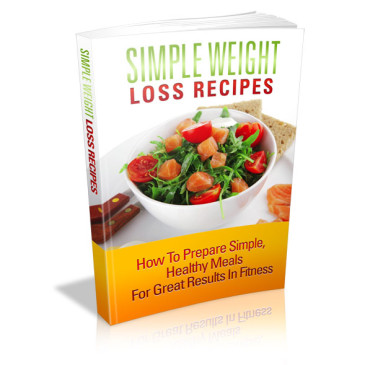 Simple-Weight-Loss-Recipes- Diet Books