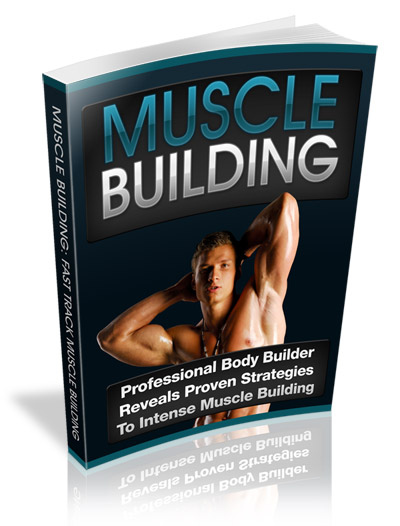 Muscle Building - Fitness & Body Building Books