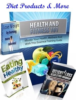 Diet & weight loss Books Logo