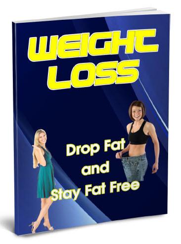 Drop Fat & Stay Fat Free - Cover Weight loss guru