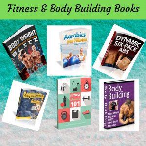 Fitness & Body Building Books Logo