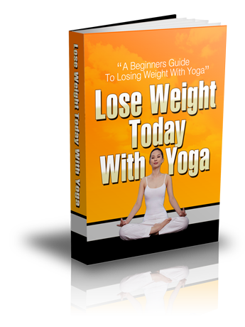 Lose Weight Today With Yoga - Yoga & Meditation Books