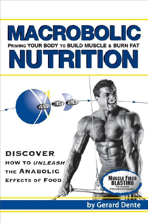 Macrobolic Nutrition - Cover