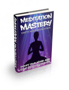 Meditation Mastery - Yoga and Meditation Books
