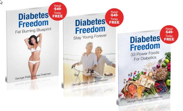 Diabetes Freedom - Bonuses