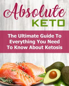 Absolute Keto Main Book - Budget Powerful Ketogenic Starter Package