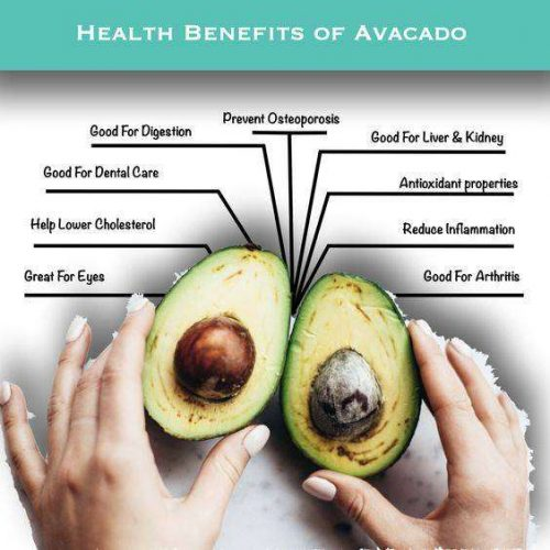 Avocados - Diet products & More