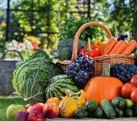 Fruit & Vegetables -Superfoods For Health & Immunity