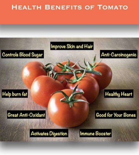 Tomatoes - Superfoods For Health & Immunity