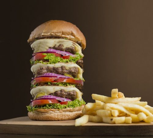 big-hamburger-Unchain Addiction With Nutrition forever